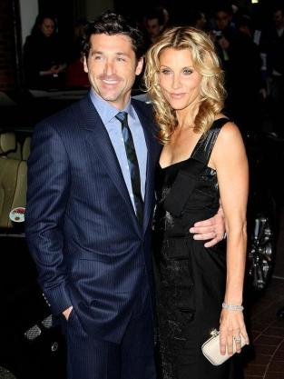 Patrick and Jillian Dempsey Picture
