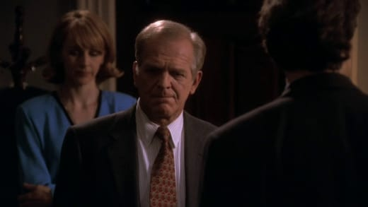 Troubled Times Coming - The West Wing Season 1 Episode 11