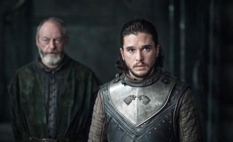 Welcome, Jon - Game of Thrones Season 7 Episode 3