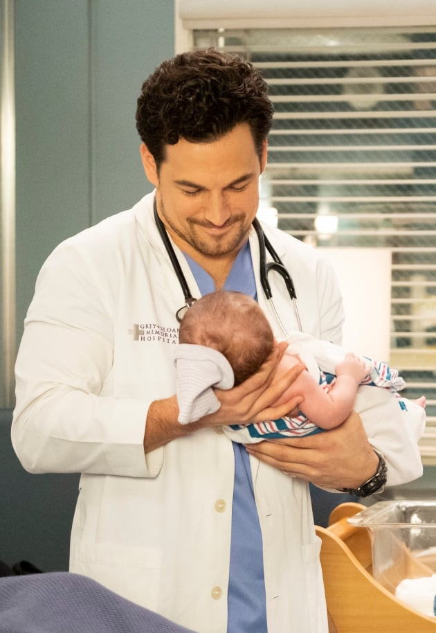 Baby Magnet - Tall - Grey's Anatomy Season 15 Episode 22