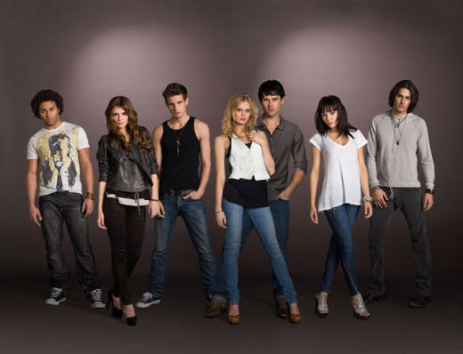 The Beautiful Life Cast Photo