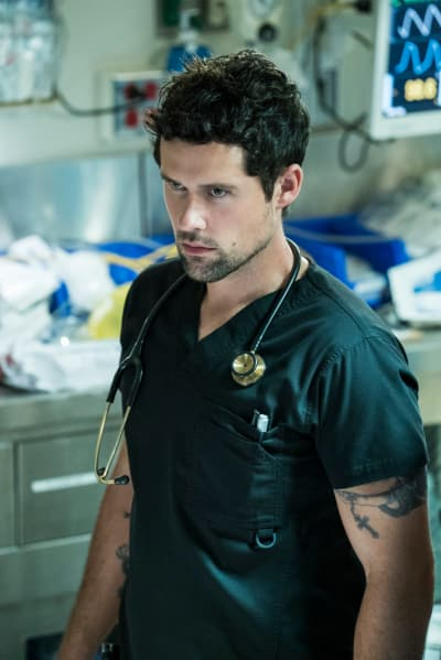 Third Year - Code Black Season 3 Episode 1