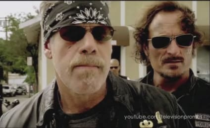Sons of Anarchy Season Premiere Promo: Whose Days Are Numbered?