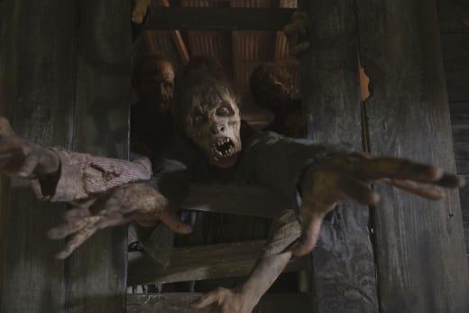 Surprise! - The Walking Dead Season 9 Episode 5