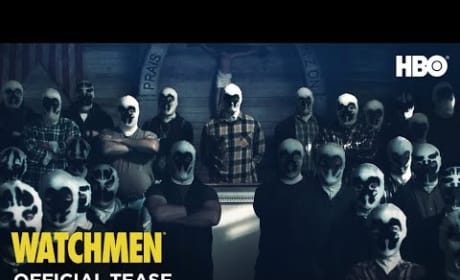 Watchmen Trailer: Ticking Down to the End of the World