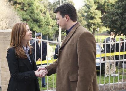 Watch Castle Season 2 Episode 16 Online