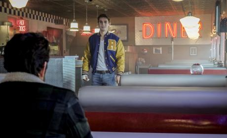 The Andrews Charm - Riverdale Season 1 Episode 13