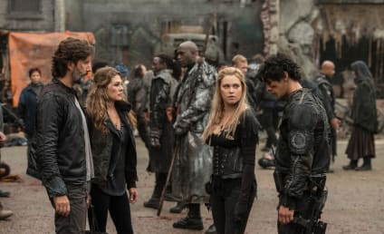 The 100 Photo Preview: The End of the World As We Know It