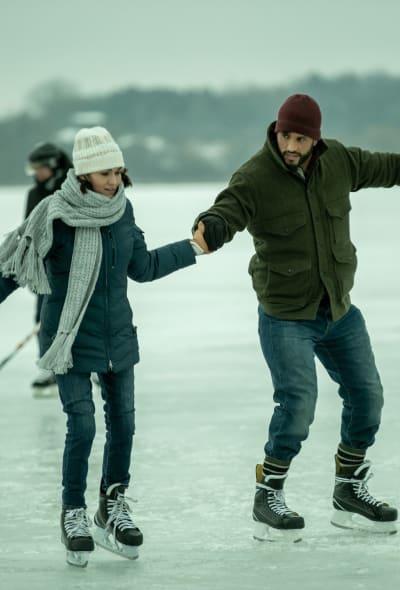 Skating Partners - American Gods Season 3 Episode 7