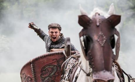 Ivar Charges - Vikings Season 5 Episode 1