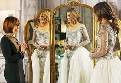 Beckett's Wedding Dress