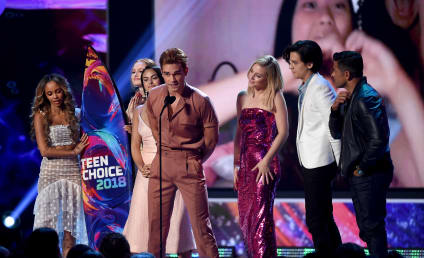 Teen Choice Awards 2018 Winners: Riverdale Leads the Way