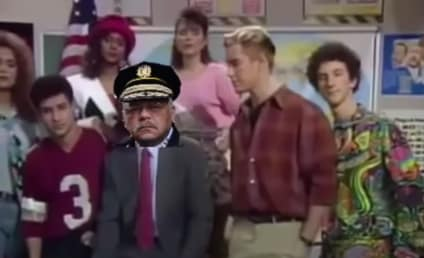 Actual Police Department Airs Saved By the Bell-Themed PSA