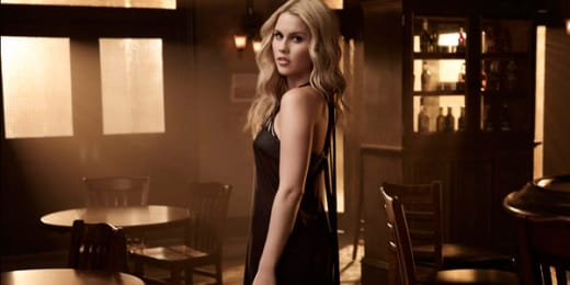 Claire Holt for The Originals