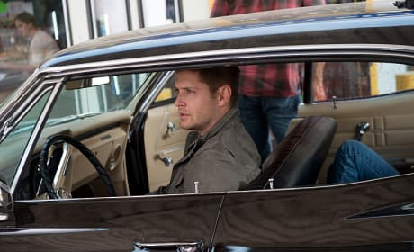 Crusin in the Impala - Supernatural Season 11 Episode 4