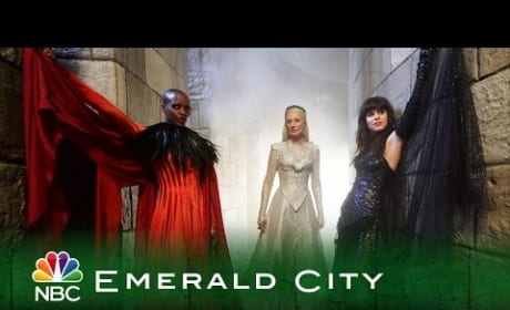 Emerald City Sneak Peek: The Witches of Oz