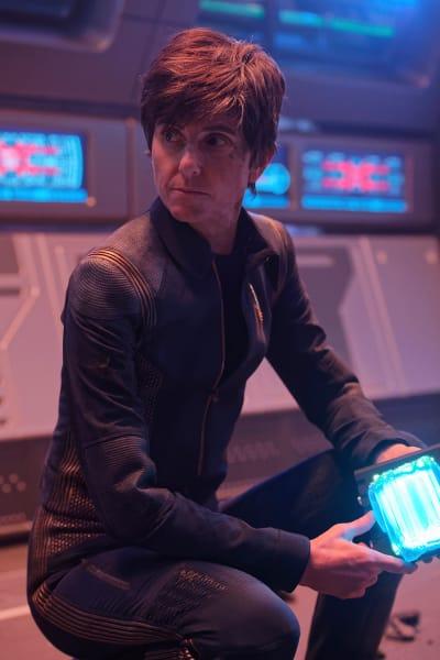 Reno, Calm in a Crisis - Star Trek: Discovery Season 2 Episode 14