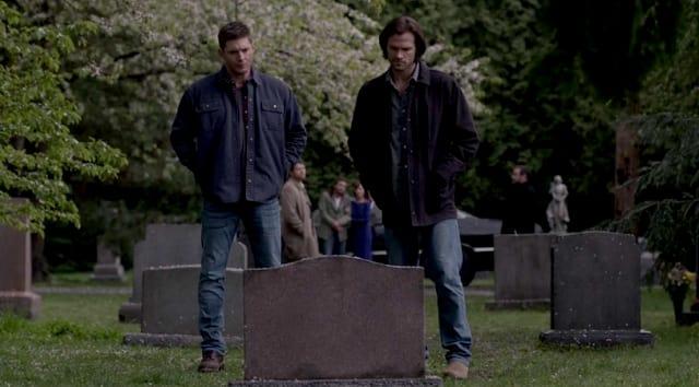 """Supernatural - """"Alpha and Omega"""""""