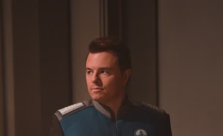 The Captain - The Orville Season 1 Episode 3