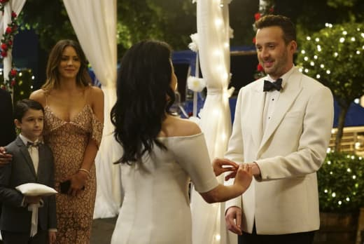 Happy and Toby's Wedding - Scorpion