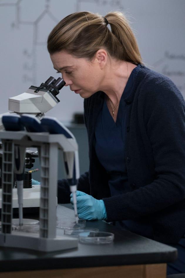 Innovative Idea - Grey's Anatomy Season 15 Episode 16