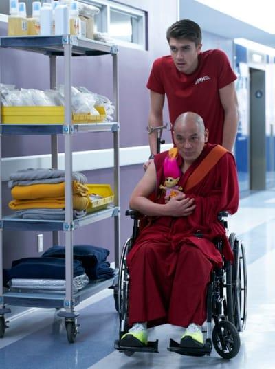 Wolf High With Tenzin - Nurses Season 1 Episode 4