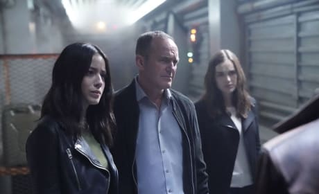 Stranded in Space - Agents of S.H.I.E.L.D.