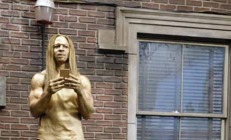 Golden Terry - Brooklyn Nine-Nine Season 6 Episode 16