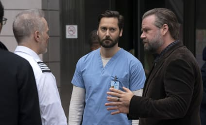 New Amsterdam's EPs on Their 'Rallying Cry' Season, 'Beaten-Down' Max's Optimism, & Healing