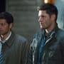 Dean refuses to leave - Supernatural Season 12 Episode 23