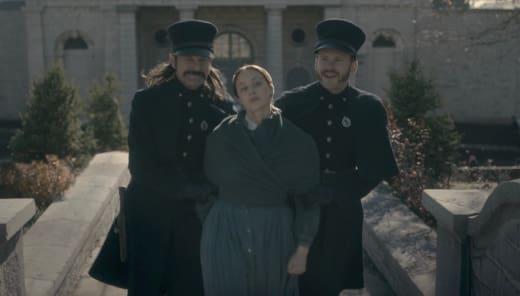 Grace and Guards - Alias Grace Season 1 Episode 1