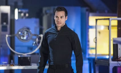 Supergirl Shake Up: Chris Wood Departs!