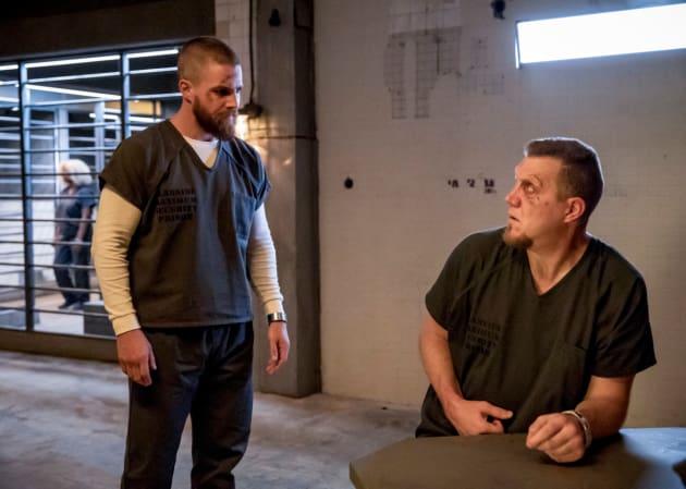 Old Enemy  - Arrow Season 7 Episode 5