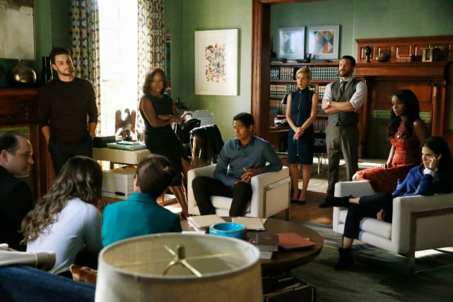 Teamwork - How To Get Away With Murder Season 2 Episode 4