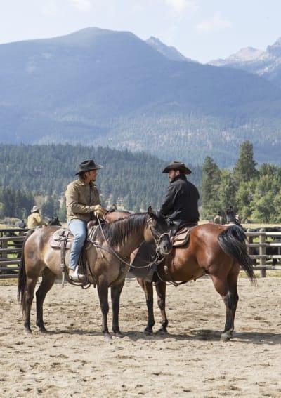 Making Amends - Yellowstone Season 2 Episode 3