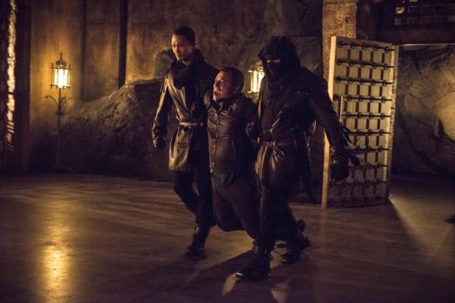 Heading for the Demon - Arrow Season 3 Episode 15