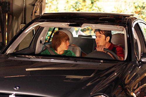 Charlie Drives Jake