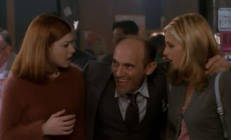 Acting Young - Buffy the Vampire Slayer Season 3 Episode 6