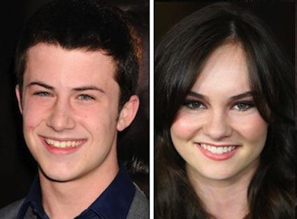 Dylan Minnette and Madeline Carroll Pics