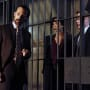 Ressler and Samar check out the jail - The Blacklist Season 4 Episode 13