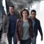Funny Trio - Tall - Whiskey Cavalier Season 1 Episode 1