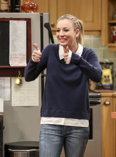 And Another Thumbs Up - The Big Bang Theory Season 10 Episode 22