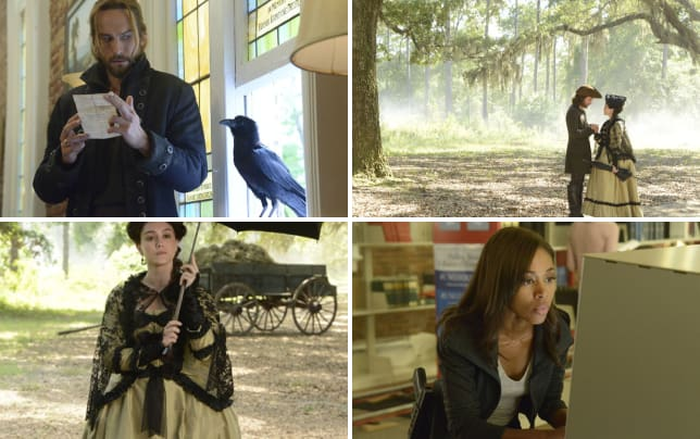 A message from katrina sleepy hollow s2e5