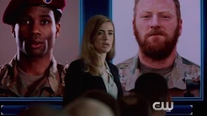 The CIA has a plan - Valor Season 1 Episode 3