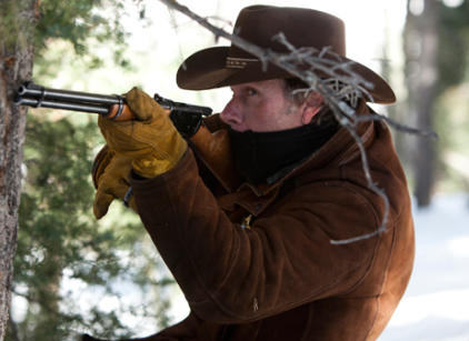 Watch Longmire Season 2 Episode 1 Online