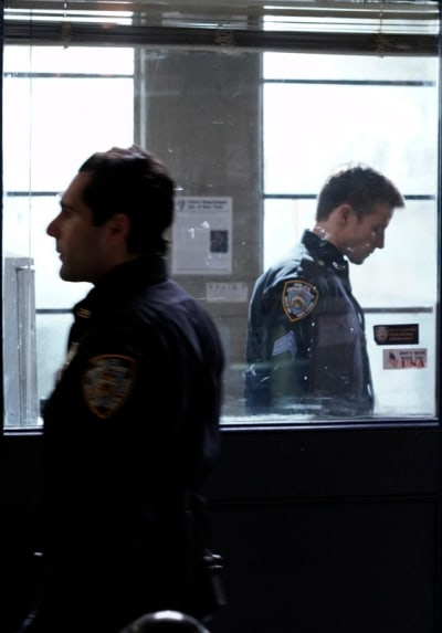 Jamie In His Office - Blue Bloods Season 9 Episode 17
