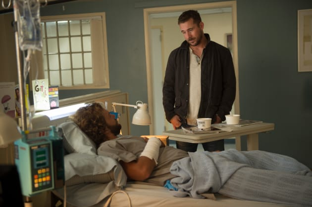 Caulder's in the Hospital - SIX Season 2 Episode 4