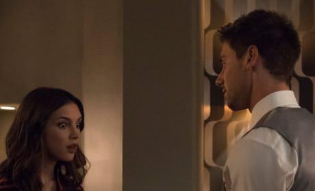 Danny gives Alicia a suprise - Grand Hotel Season 1 Episode 2