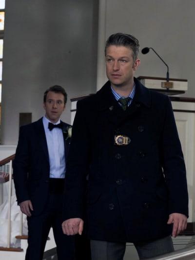 Carisi Takes the Lead - Law & Order: SVU Season 20 Episode 19