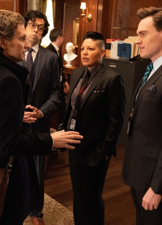 An Important Meeting- Madam Secretary Season 5 Episode 17